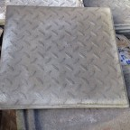 promenade flat roof tile grey 400+