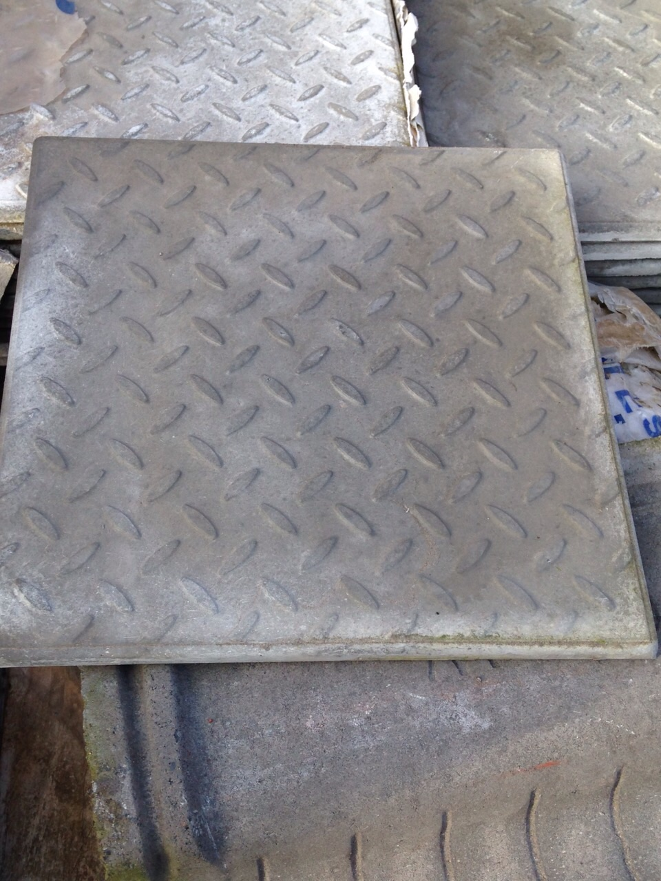 Promenade flat roof tile grey stormspell for Flat tile roof